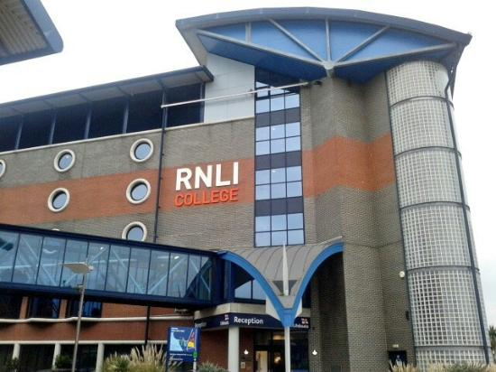 RNLI College - CPP Ltd Seminar