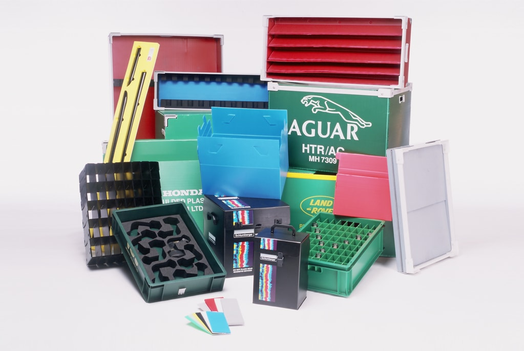 Core Products - Protective Packaging