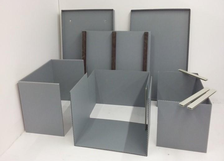 Pallet Enclosure - disassembled